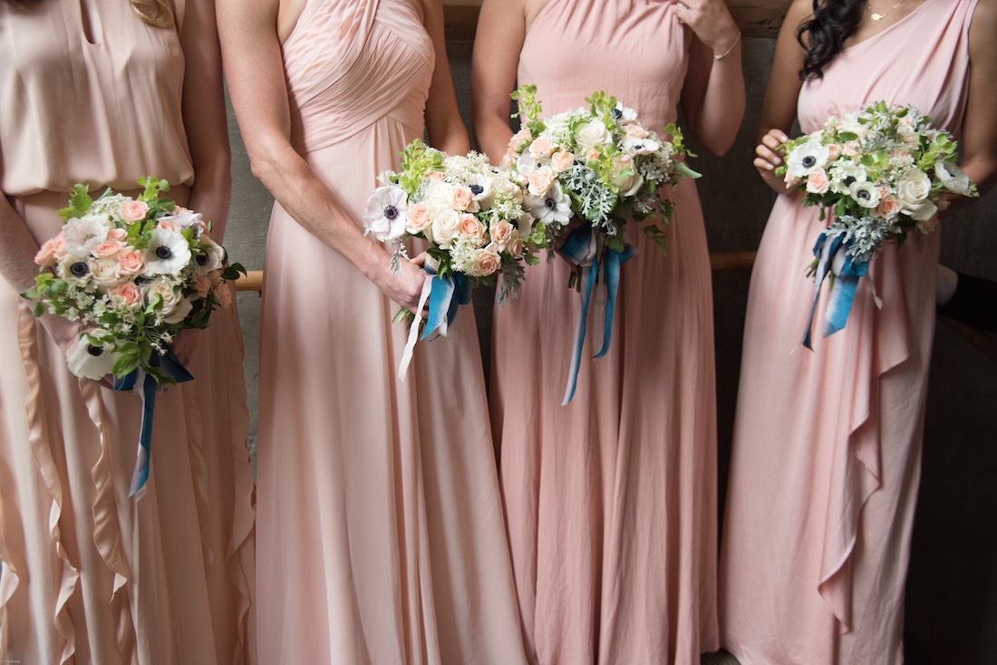 Wedding bouquets, Taylor'd Events, Sun Valley Idaho